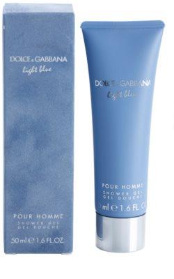 Dolce & Gabbana Light Blue Pour Homme tusfürdő férfiaknak