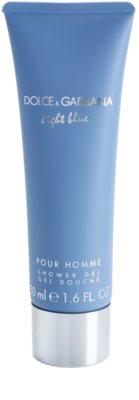 Dolce & Gabbana Light Blue Pour Homme żel pod prysznic dla mężczyzn 1