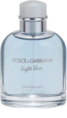 Dolce & Gabbana Light Blue Swimming in Lipari eau de toilette para hombre 2