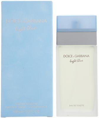 Dolce & Gabbana Light Blue Eau de Toilette for Women