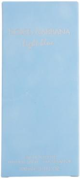 Dolce & Gabbana Light Blue woda toaletowa dla kobiet 4