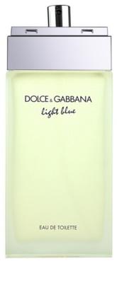 Dolce & Gabbana Light Blue toaletná voda tester pre ženy