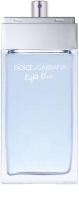 Dolce & Gabbana Light Blue Love in Capri туалетна вода тестер для жінок