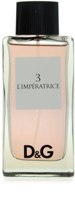 Dolce & Gabbana D&G Anthology L´Imperatrice 3 eau de toilette para mujer 2