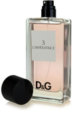 Dolce & Gabbana D&G Anthology L´Imperatrice 3 Eau de Toilette for Women 3