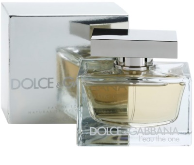 Dolce & Gabbana L'Eau The One туалетна вода для жінок 1