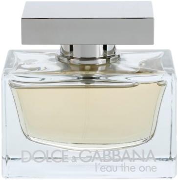 Dolce & Gabbana L'Eau The One туалетна вода для жінок 2