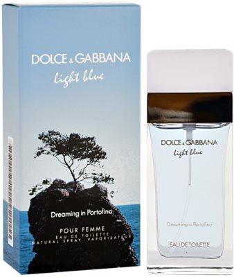 Dolce & Gabbana Light Blue Dreaming in Portofino toaletní voda pro ženy