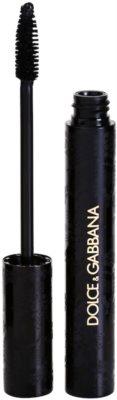 Dolce & Gabbana The Mascara řasenka pro husté a intenzivně černé řasy