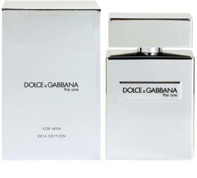 Dolce & Gabbana The One 2014 Eau de Toilette pentru barbati