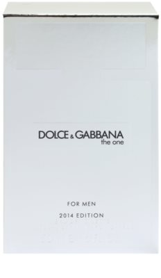 Dolce & Gabbana The One 2014 Eau de Toilette for Men 4