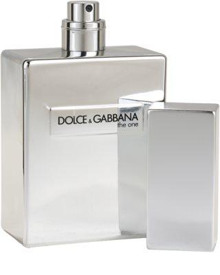 Dolce & Gabbana The One 2014 woda toaletowa tester dla mężczyzn