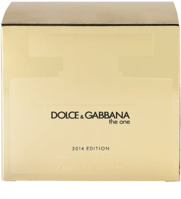 Dolce & Gabbana The One 2014 parfémovaná voda pro ženy 4