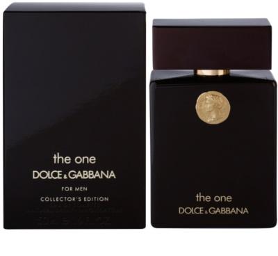 Dolce & Gabbana The One Collector's Edition Eau de Toilette pentru barbati