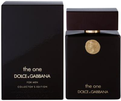 Dolce & Gabbana The One Collector's Edition toaletna voda za moške