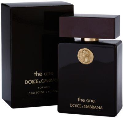 Dolce & Gabbana The One Collector's Edition Eau de Toilette for Men 1