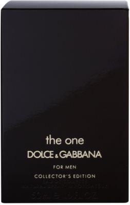 Dolce & Gabbana The One Collector's Edition Eau de Toilette for Men 4