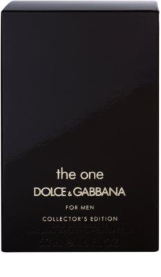 Dolce & Gabbana The One Collector's Edition eau de toilette para hombre 4