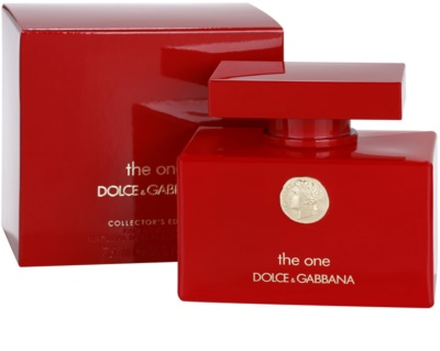 Dolce & Gabbana The One Collector's Edition eau de parfum para mujer 1