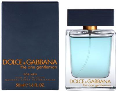 Dolce & Gabbana The One Gentleman Eau de Toilette für Herren