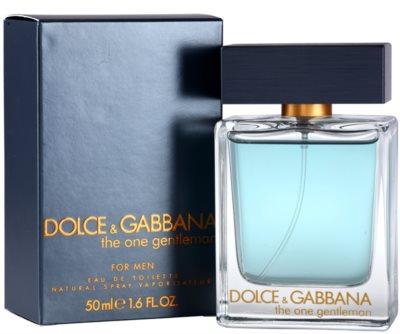 Dolce & Gabbana The One Gentleman Eau de Toilette für Herren 1