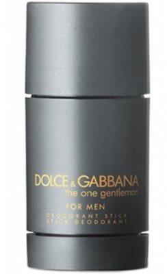 Dolce & Gabbana The One Gentleman dezodorant w sztyfcie dla mężczyzn