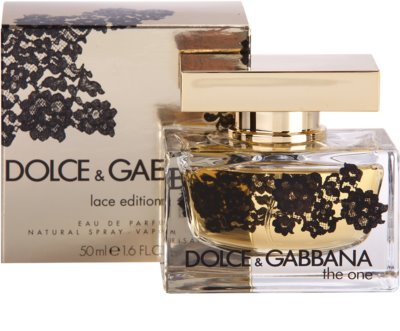 Dolce & Gabbana The One Lace Edition Eau de Parfum für Damen 1