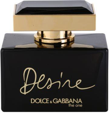 Dolce & Gabbana The One Desire parfémovaná voda tester pro ženy