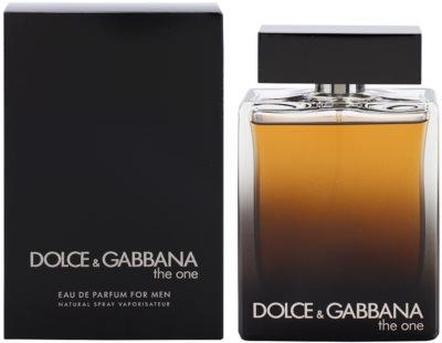 Dolce & Gabbana The One for Men парфумована вода для чоловіків