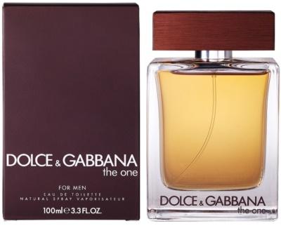 Dolce & Gabbana The One for Men toaletna voda za moške