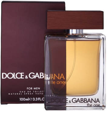 Dolce & Gabbana The One for Men Eau de Toilette para homens 1