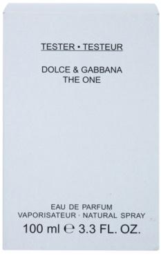 Dolce & Gabbana The One for Men woda perfumowana tester dla mężczyzn 2