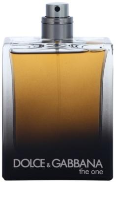 Dolce & Gabbana The One for Men eau de parfum teszter férfiaknak
