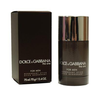 Dolce & Gabbana The One for Men deostick pre mužov