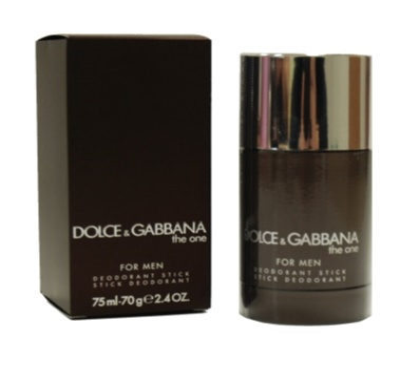 Dolce & Gabbana The One for Men dezodorant w sztyfcie dla mężczyzn