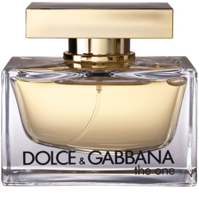 Dolce & Gabbana The One eau de parfum nőknek 2