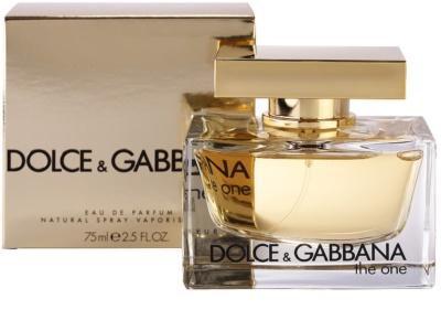 Dolce & Gabbana The One eau de parfum nőknek 1