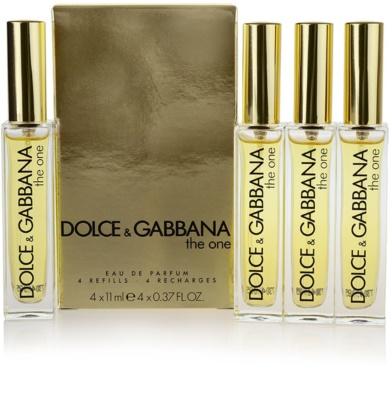 Dolce & Gabbana The One eau de parfum para mujer  recarga con pulverizador