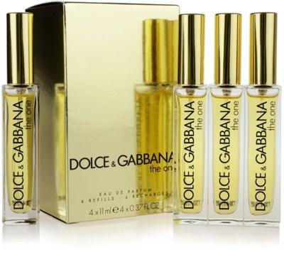 Dolce & Gabbana The One парфумована вода для жінок  флакон наповнення з пульверизатором 1
