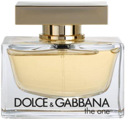 Dolce & Gabbana The One парфумована вода тестер для жінок