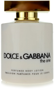 Dolce & Gabbana The One leite corporal para mulheres 2