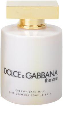 Dolce & Gabbana The One crema de ducha para mujer  (leche de baño) 1