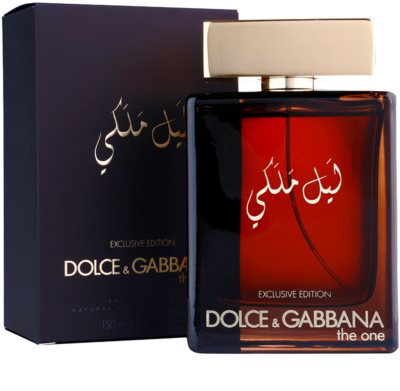 Dolce & Gabbana The One Royal Night eau de parfum para hombre 1