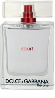 Dolce & Gabbana The One Sport for Men туалетна вода тестер для чоловіків
