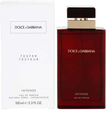 Dolce & Gabbana Pour Femme Intense парфюмна вода тестер за жени 1