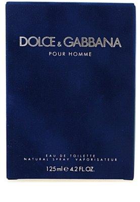 Dolce & Gabbana Pour Homme woda toaletowa dla mężczyzn 4