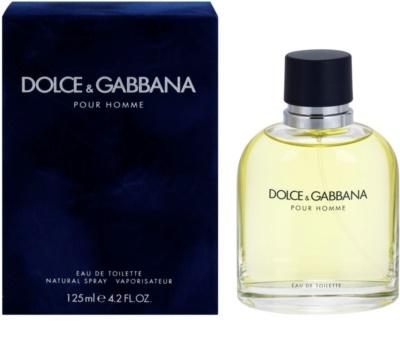 Dolce & Gabbana Pour Homme Eau de Toilette pentru barbati