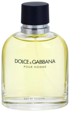 Dolce & Gabbana Pour Homme woda toaletowa dla mężczyzn 2