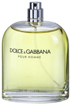 Dolce & Gabbana Pour Homme тоалетна вода тестер за мъже