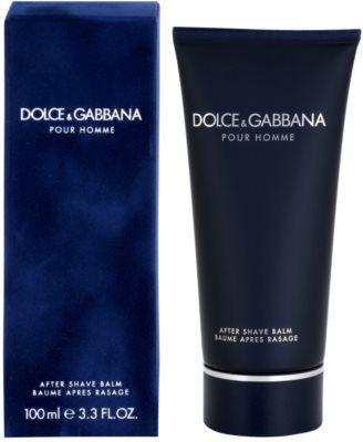 Dolce & Gabbana Pour Homme balzám po holení pro muže